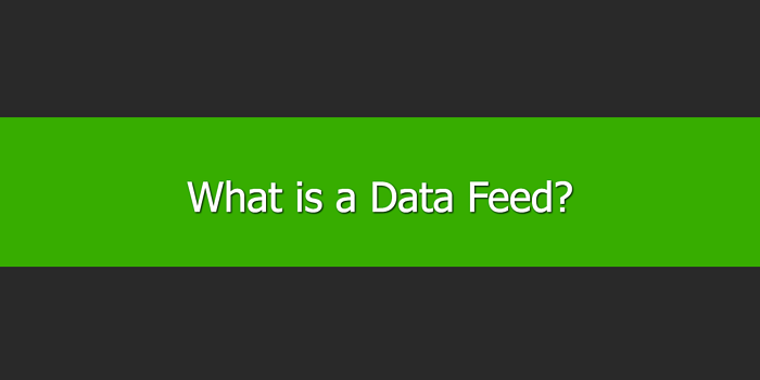 What is a Data Feed