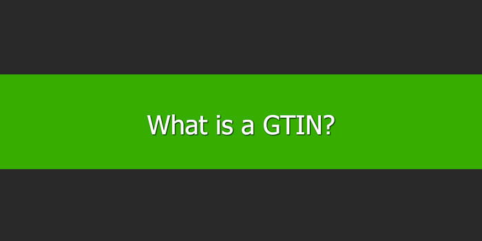 What is a GTIN