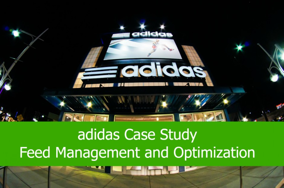 Adidas Data Feed Optimization Case Study