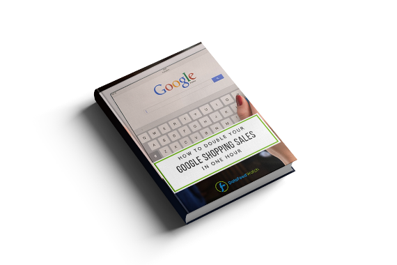Double Google Shopping Sales eBook