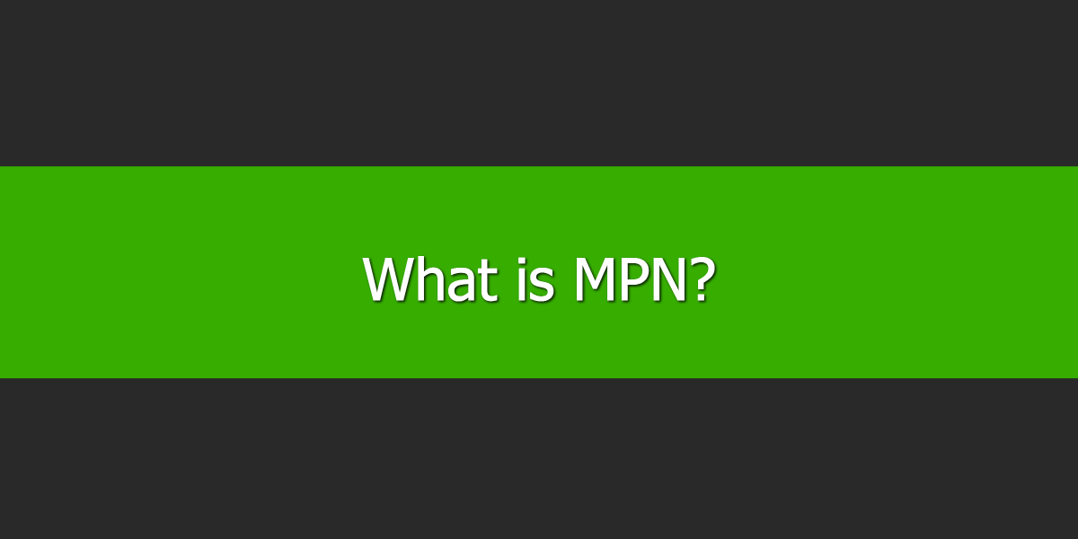 What is MPN?